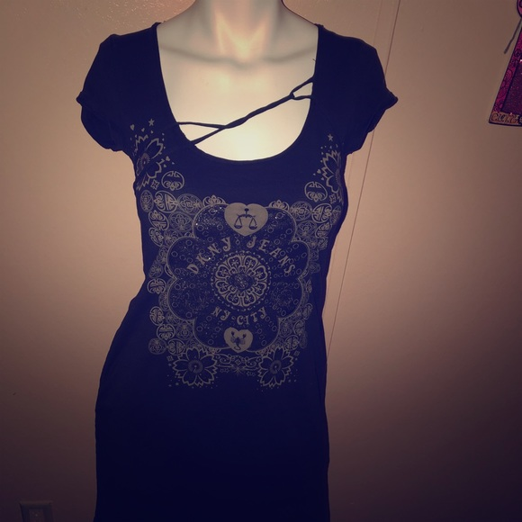 DKNY Jeans dress Size small NWOT